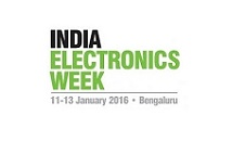 Keynote session at the India Electronics Week, Bangalore