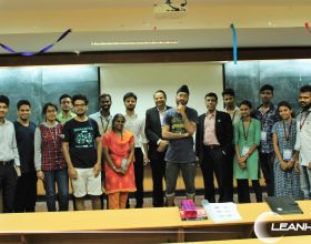 Jury for IIT-M LeanHack Startup Event | Startup Xperts