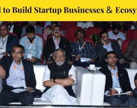 Startup Businesses & Startup Ecosystem