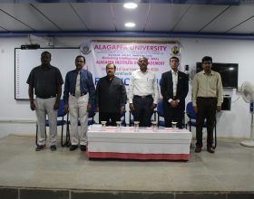 2-day Franchising Workshop at Alagappa University - Startup Xperts