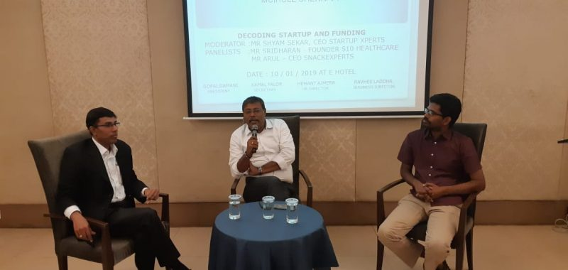 Startup event – Decoding Startup Funding | mCircle & Startup Xperts