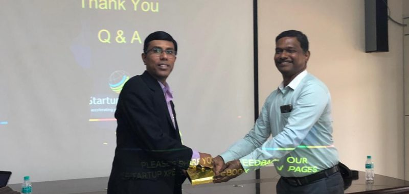 Guest Speaker at Nagarathar Chamber of Commerce | Startup Xperts