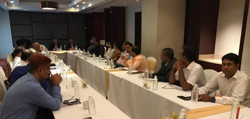 NASSCOM CEO Roundtable Meeting - Startup Xperts