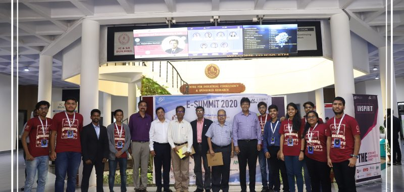 Startup Finals Pitch Event at IIT-Madras - Startup Xperts