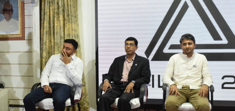 Guest Speaker at Loyola college - Startup Xperts